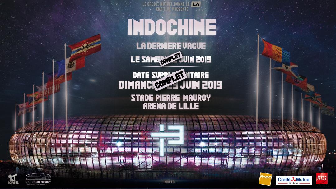 Homepage Indochine