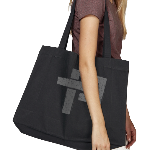 13 Cross Tote Bag