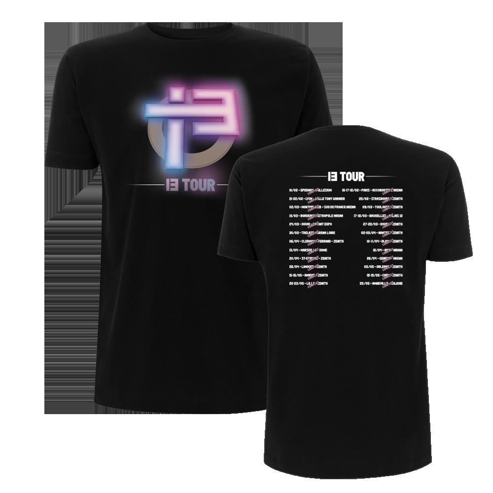 T-Shirt 13 Tour 1ère Vague