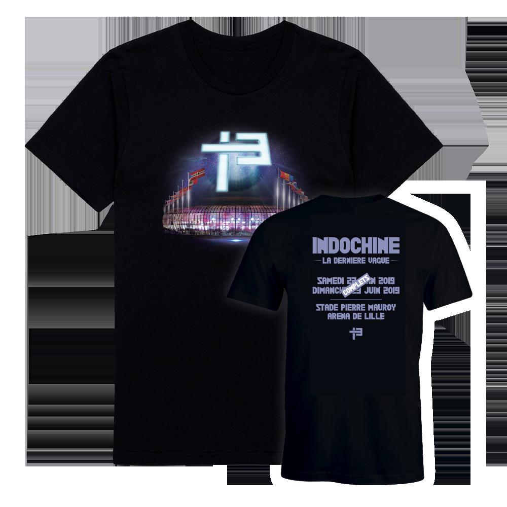 T-Shirt La Dernière Vague