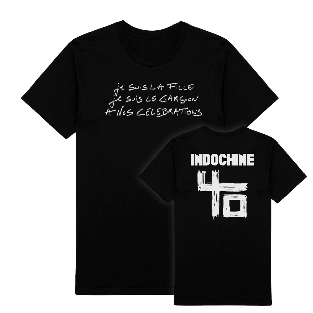 T-shirt Nos Célébrations