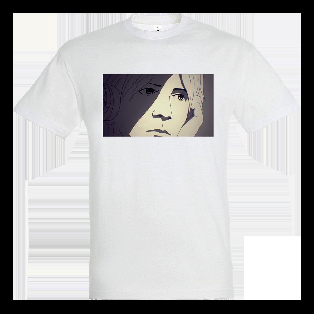 T-shirt blanc Nicola
