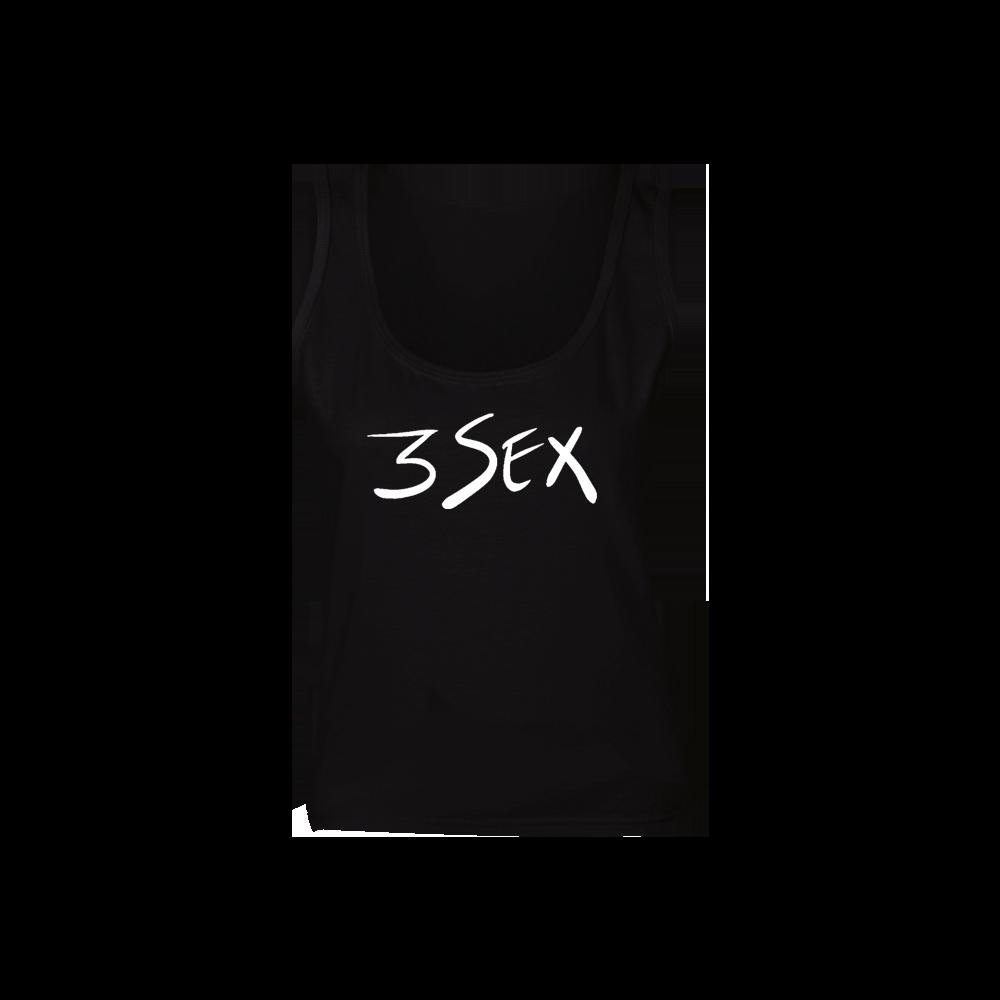 Débardeur 3SEX, noir