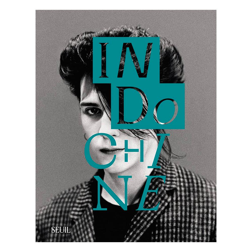 Indochine – Livre / biographie officielle des 40 ans du groupe